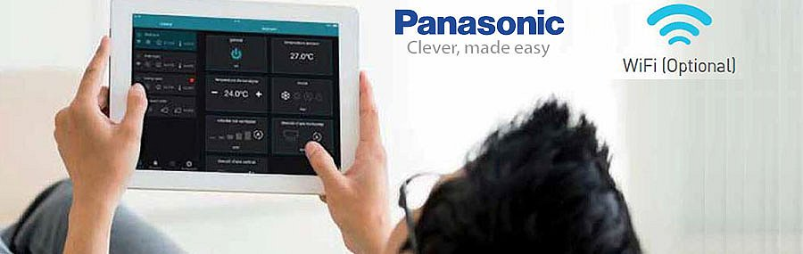 Panasonic Heat Pumps Wifi
